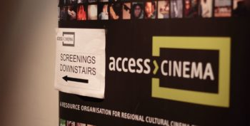access>CINEMA February 2018 Screening Day