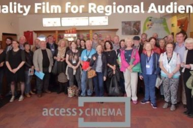 Want to learn more about the access>CINEMA network and how it works?