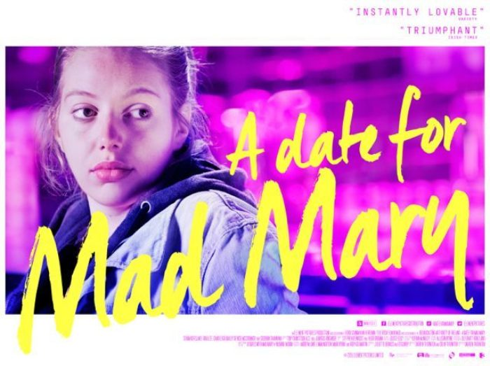 Date For Mad Mary A Poster Small